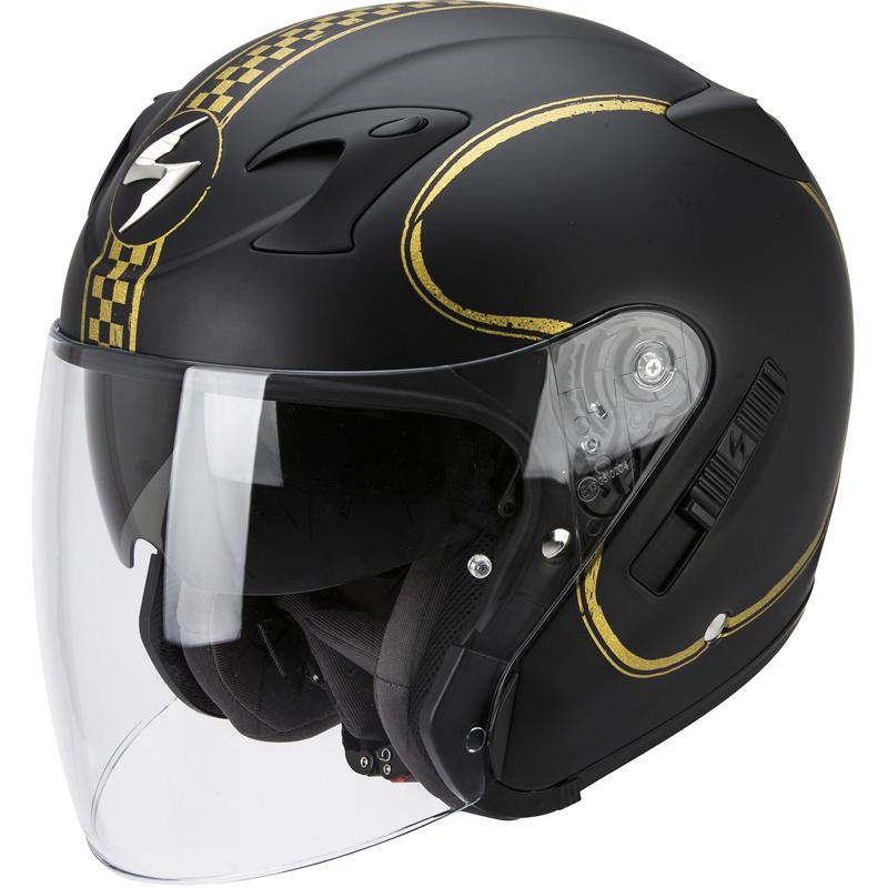 scorpion-Casque Exo-220 Bixby