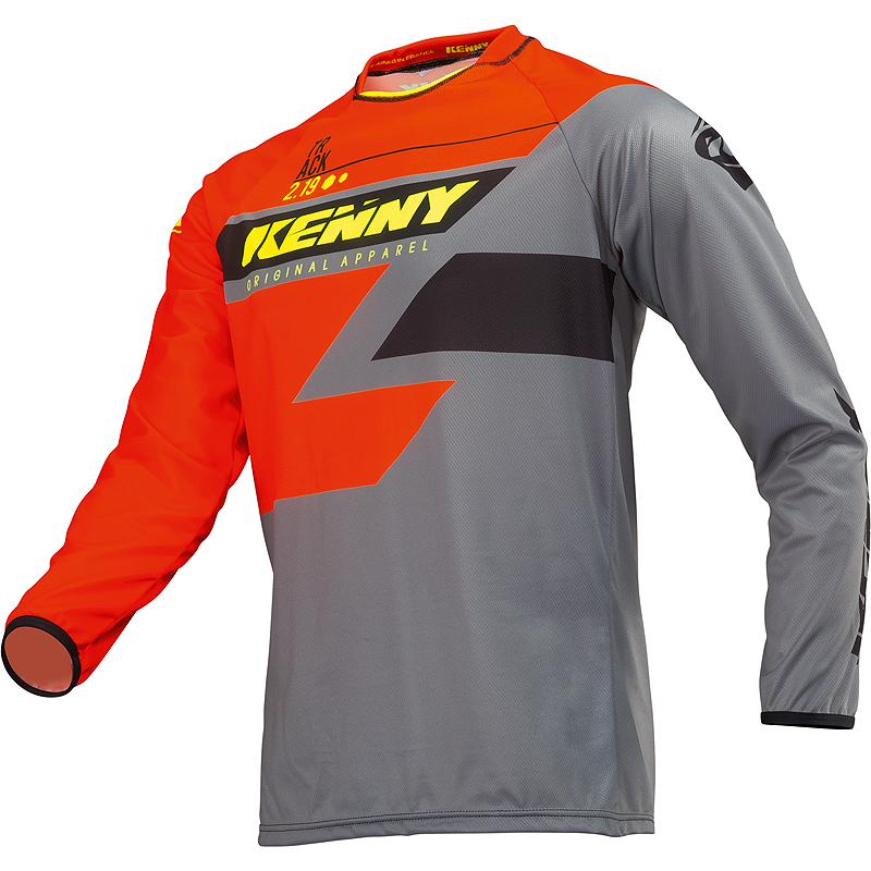 KENNY-Maillot cross TRACK