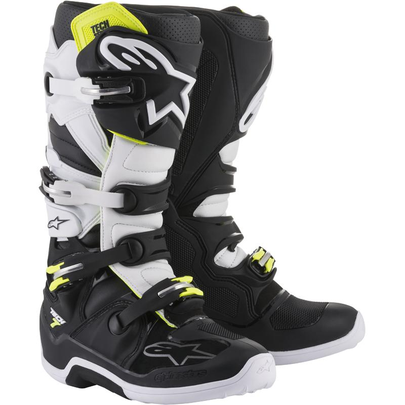 ALPINESTARS-Bottes cross TECH 7