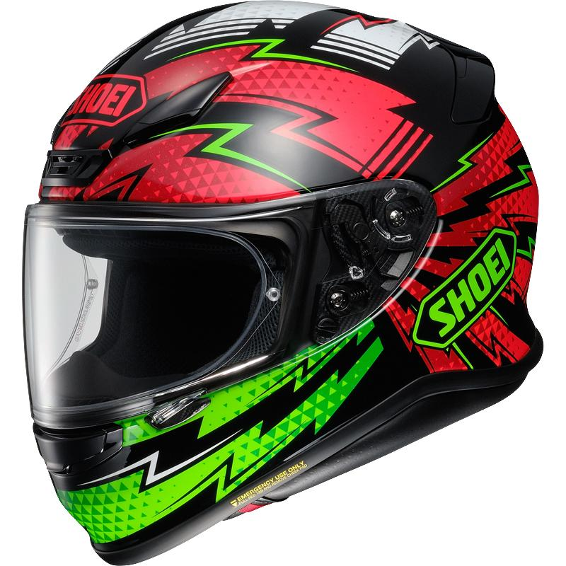 Shoei Moto Axxefr