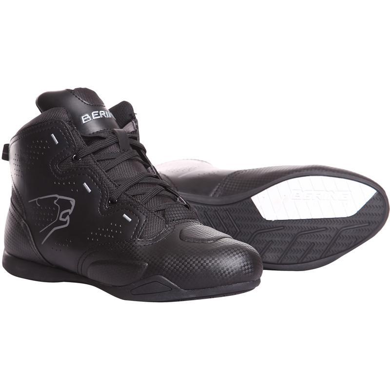 Baskets Jasper BERING Noir MOTO AXXE.FR, Baskets moto