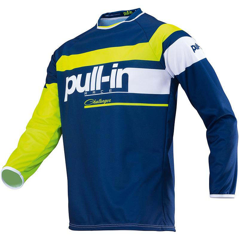 pull-in-Maillot cross CHALLENGER RACE