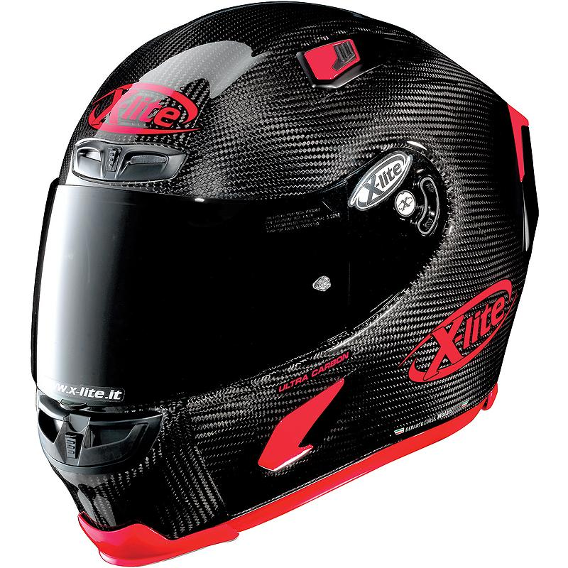 xlite-Casque X803 Ultra Carbon Puro Sport Carbon