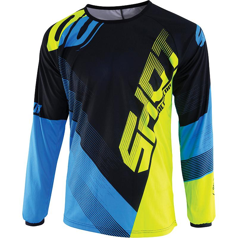shot-Maillot cross DEVO KID ULTIMATE