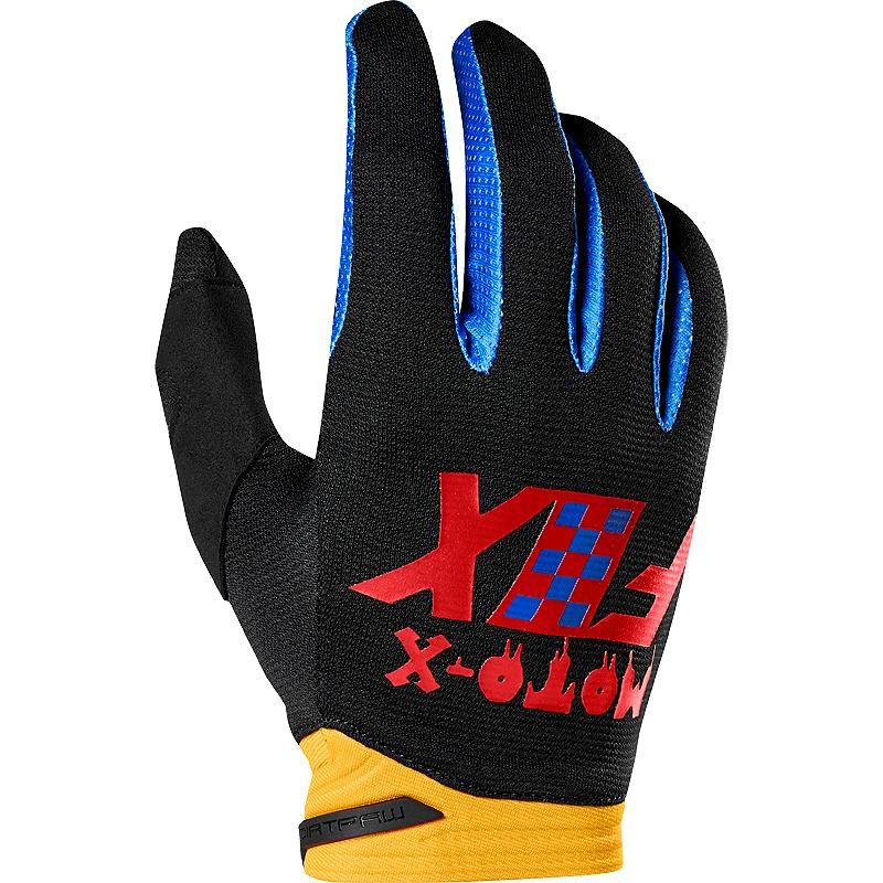 FOX-Gants cross DIRTPAW CZAR