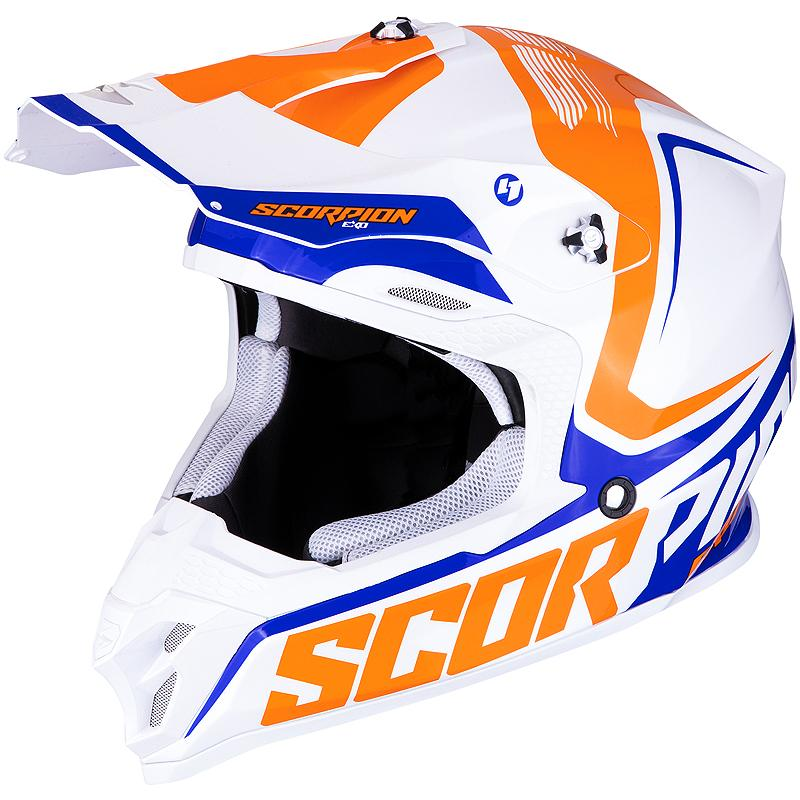 scorpion-Casque cross VX-16 AIR ERNEE