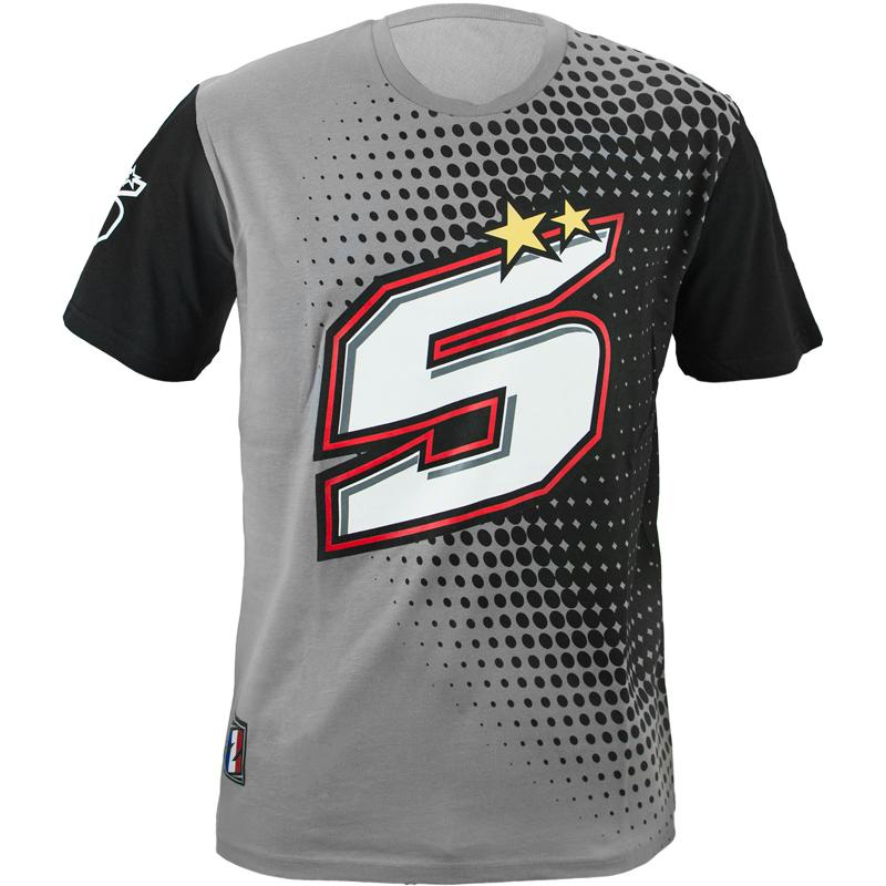 ZARCO-Tee Shirt Zarco Z5 Point 5