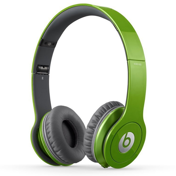 BEATS BY DR.DRE Solo HD - Vert clair - Casque audio