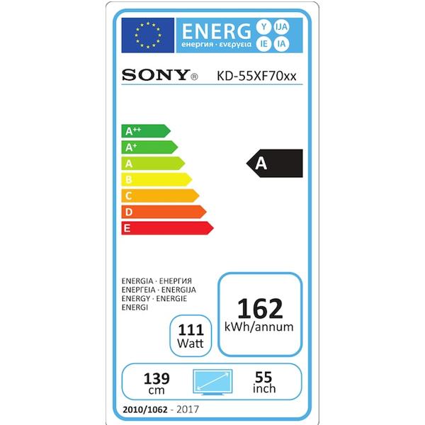 KD55XF7096 - Téléviseur LED 4K