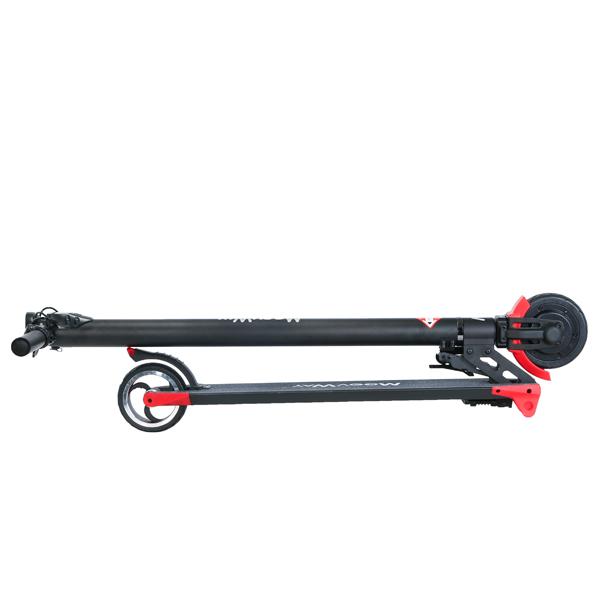 Trottinette électrique pliable I6 - Noir