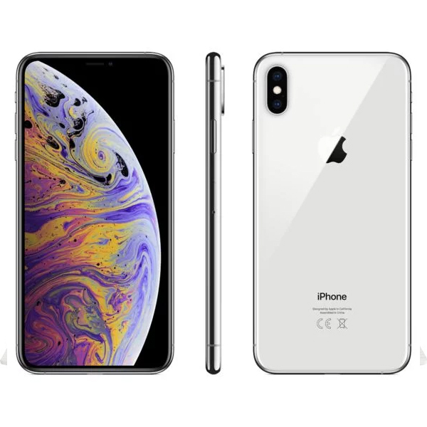 iPhone XS -256 Go - Argent