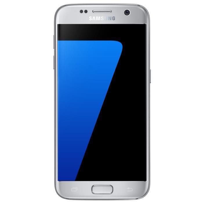 Galaxy S7 (SM-G930F) - 32 Go - Argent - Smartphone