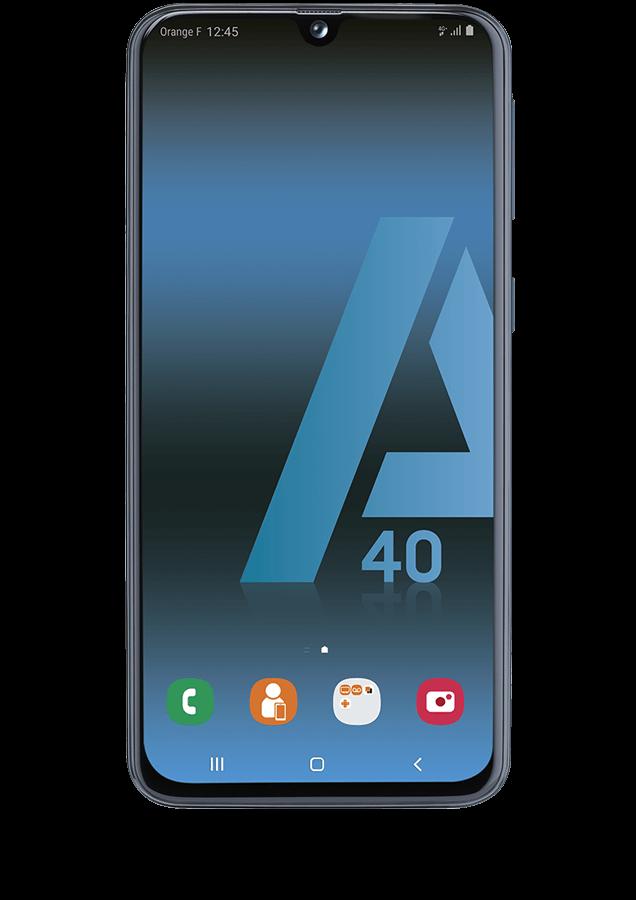 Galaxy A40 A405 - 64 Go - Noir
