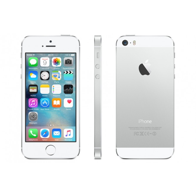 APPLE iPhone 5s - 32 Go - Argent