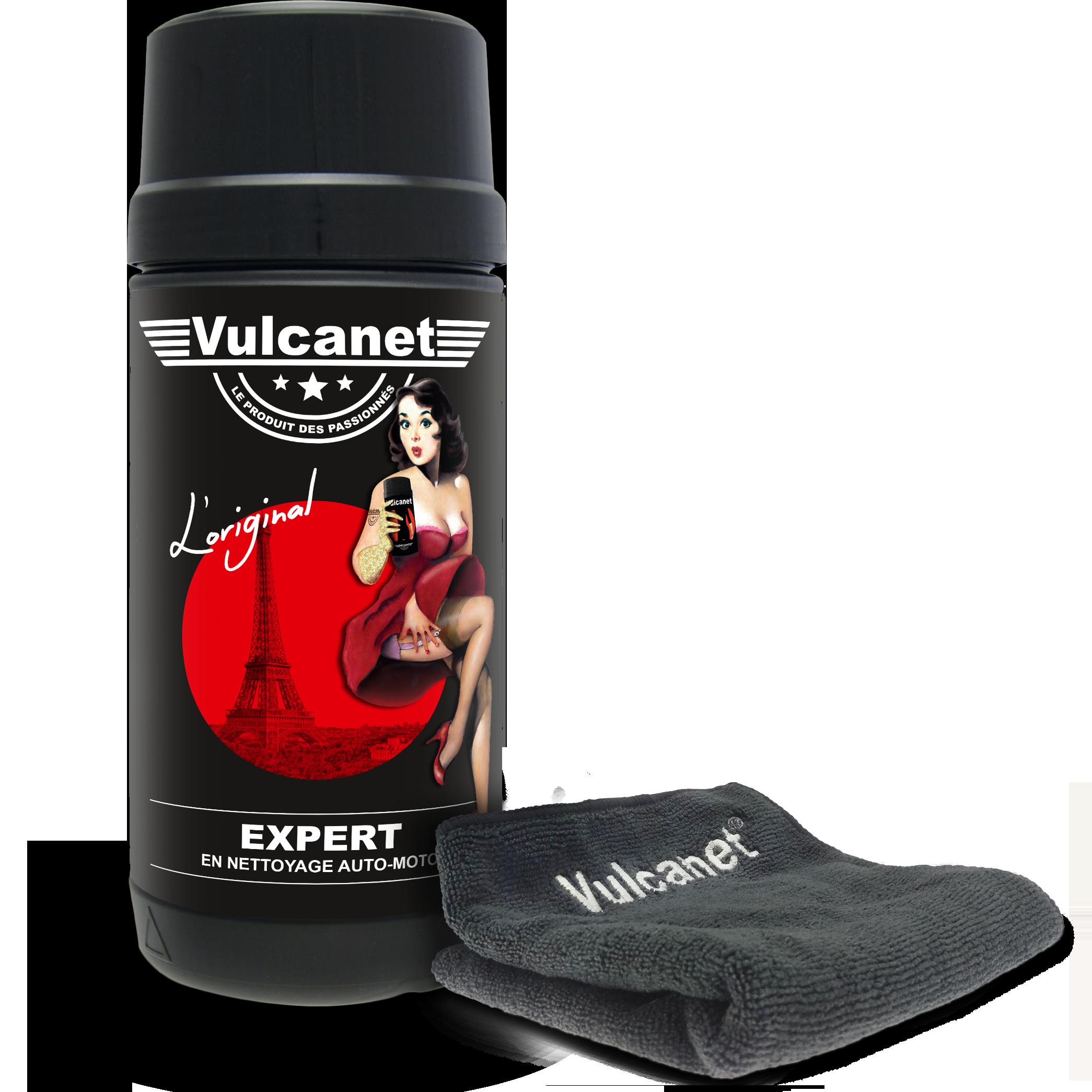 VULCANET-Nettoyant Lingettes Vulcanet