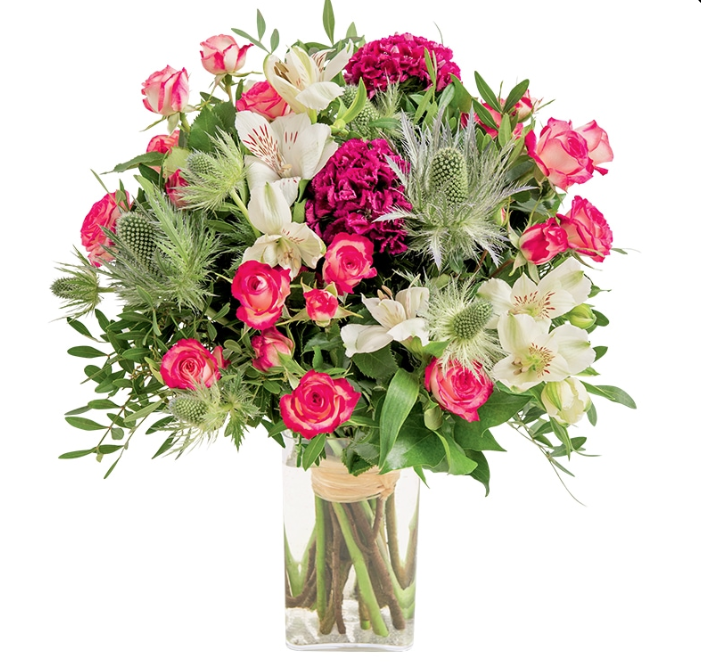 Interflora - 10% de remise sur toute la collection de bouquets de fleurs