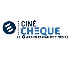 CinéChèque – Valable 7/7 J dans + de 1350 cinémas