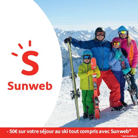 -50 € sur vos séjours ski tout compris !