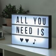 Grande Light Box