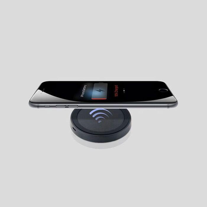 Chargeur Sans Fil à Induction - Noir / Android