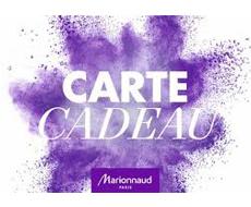 Carte Cadeau - Marionnaud - 50€