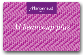 Marionnaud - Programme M Beaucoup Plus