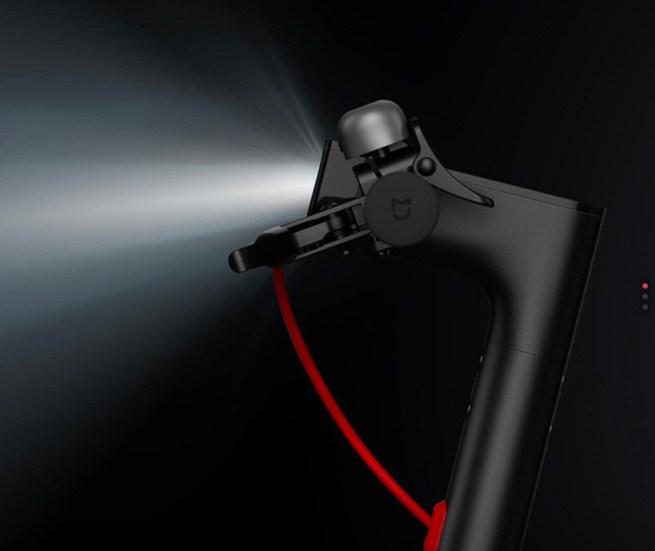 M365 - noir - Trottinette électrique pliable