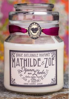 Mathilde & Zoé - Diffuseur cœur parfumé
