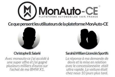 MonAuto-CE.com - Achetez autrement votre prochaine voiture