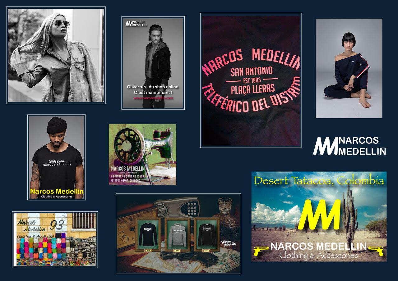 Narcos Medellin - Bénéficiez de 20% de remise de base et jusqu'à 30% de réduction dès 139 € d'achat !