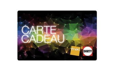 Carte Cadeau - Fnac / Darty - 50€