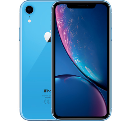 iPhone XR - 64 Go - Bleu