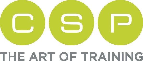 Logo de CSP